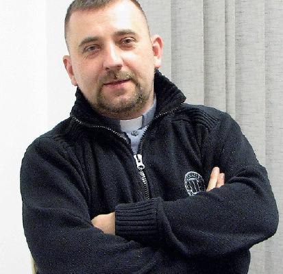 ks. Przemysław Kawecki SDB