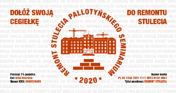 Remont Stulecia Pallotyńskiego Seminarium